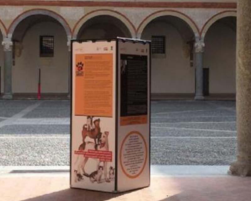 Esposizione fotografica – Castello Sforzesco di Milano